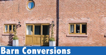 Cheshire Barn Conversion Contractors